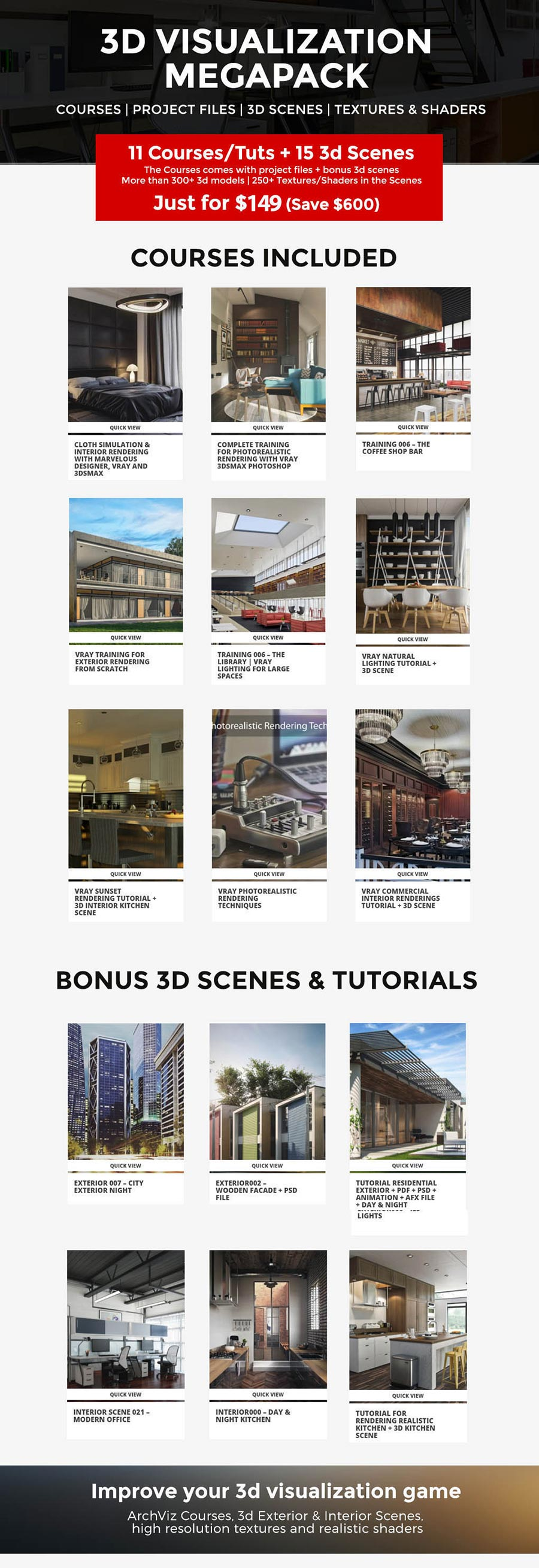 3d-visualization-megapack-buy-now2-149-3d tutorial-vray-3d scenes-3dsmax
